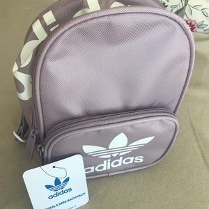 Adidas Santiago mini lavender backpack